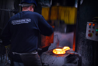 drop forging services