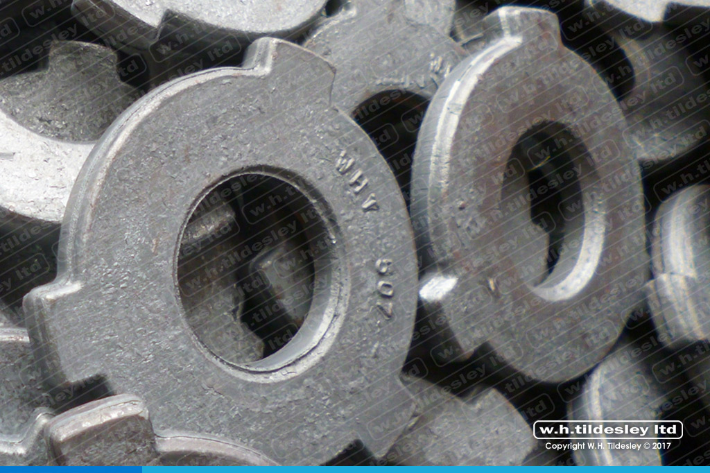 drop forged clutch end plate forgings