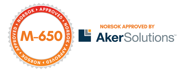norsok approved forgings m-650
