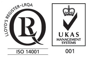 iso14001 LRQA approval