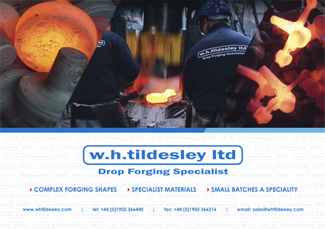 W.H.Tildesley Ltd - Corporate Brochure 2018