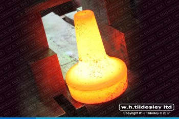 drop-forging-flanges-F44-stainless-steel