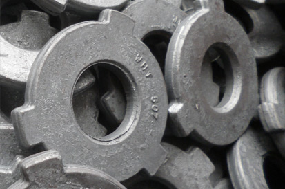 Clutch end plate forging production still going strong