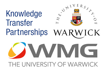 WHT extend Knowledge Transfer Partnership with Warwick University & Warwick Manufacturing Group