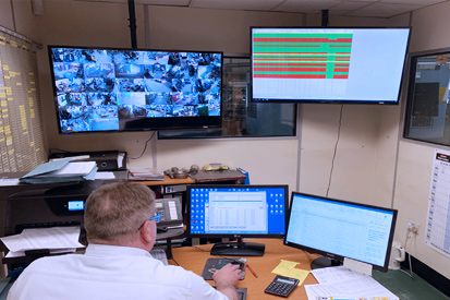 Live Scheduling System Installed to Improve Service